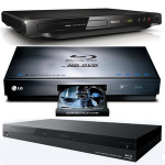 DVD Blu-ray Spelers