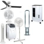 Ventilatoren Airco's